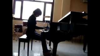 Clair de Lune- Debussy- Performed by Boran Zaza