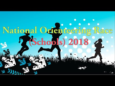 National Orienteering Race (Schools) 2018