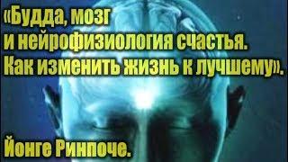 «Будда, мозг и нейрофизиология счастья. Как изменить жизнь к лучшему». Йонге Ринпоче. Аудиокнига.