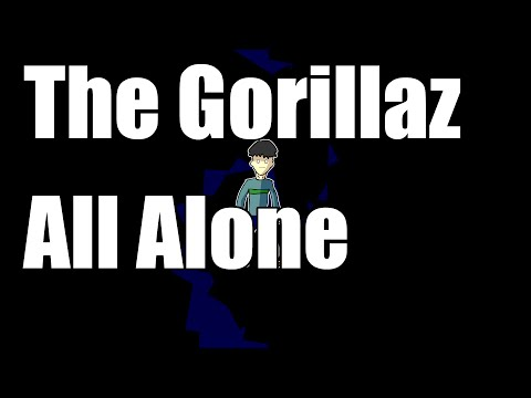 All Alone  Gorillaz
