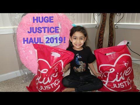 HUGE JUSTICE HAUL 2019! MAKEUP, CLOTHES, & ACCESSORIES!