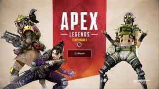 Resolvido o erro do Apex Legends - Erro codigo 100 e 103.