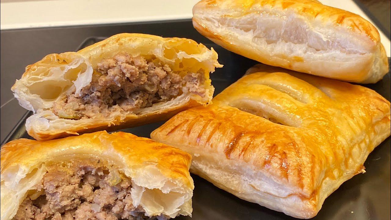 Pateso_Paté Chaud_bánh ngàn lớp giòn tan,nhân thịt mềm thơm ngon_Bếp Hoa