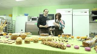Авторские пироги от Александра Кислицына, изделия из слоёного теста, кексы, маффины и печенье