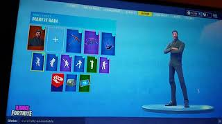 Tell me your fortnite username and password and you'll get vbucks