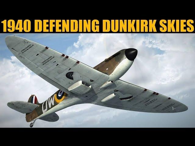 WWII Campaign: 1940 Dunkirk   IL-2 Sturmovik