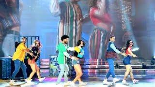 Nico Occhiato y Flor Jazmin Pena recrearon un #VideoClip de Bruno Mars