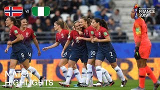 Download Norway v Nigeria - FIFA Women's World Cup France 2019™ Mp3 and Videos