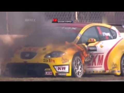 WTCC 2012 Monza Warm Up O