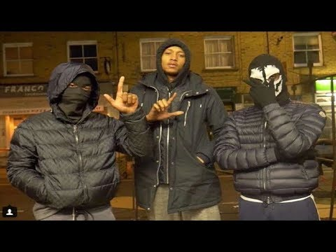 Margs feat Ghetts - Crazy N****s [MUSIC VIDEO]