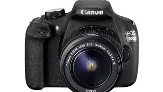 Canon EOS 1200D full review