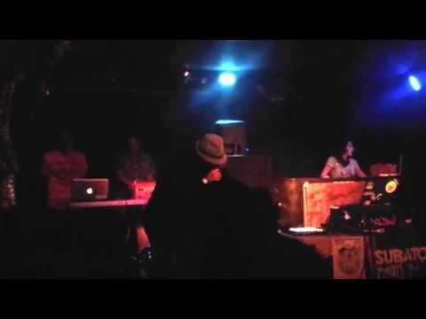 general jah mikey and the scientist live 2014
