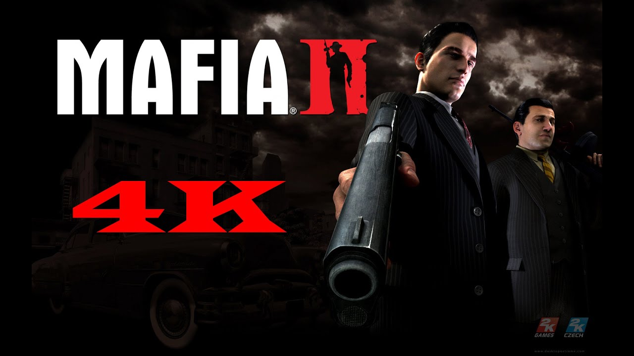 Mafia Ii Maxed Out 4k60fps Graphics Amplifier Gtx 1070 Youtube