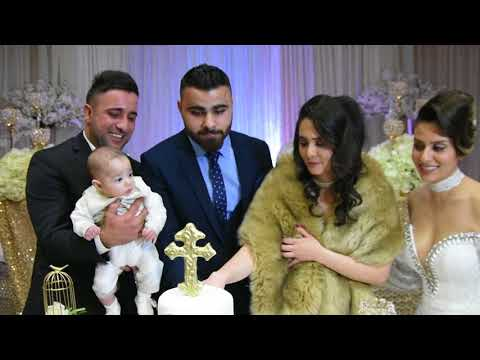 Baptism Party Azar Gabriel