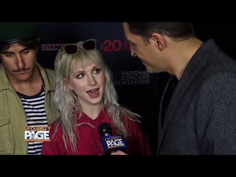 Hayley Williams on Leading Paramore and Inspiring Other Women