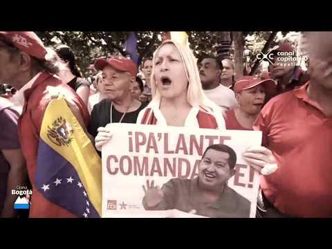 Opina Bogotá-Venezuela: venezolanos en Colombia
