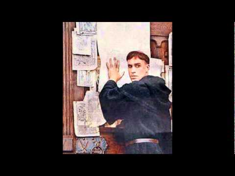 Protestant Reformation Rap Song (1517-30) - Through Hymn [ Lyrics in the description ]