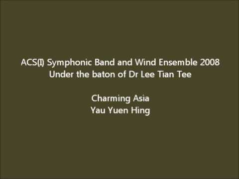 ACS(I) Combined Bands 2008- Charming Asia