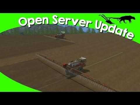 Farming Simulator 15 PC Open Server Update Cherry Hill 4