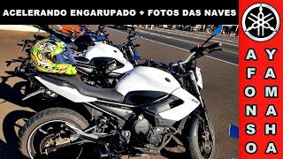 XJ6 # Acelerando Engarupado + Fotos das Naves