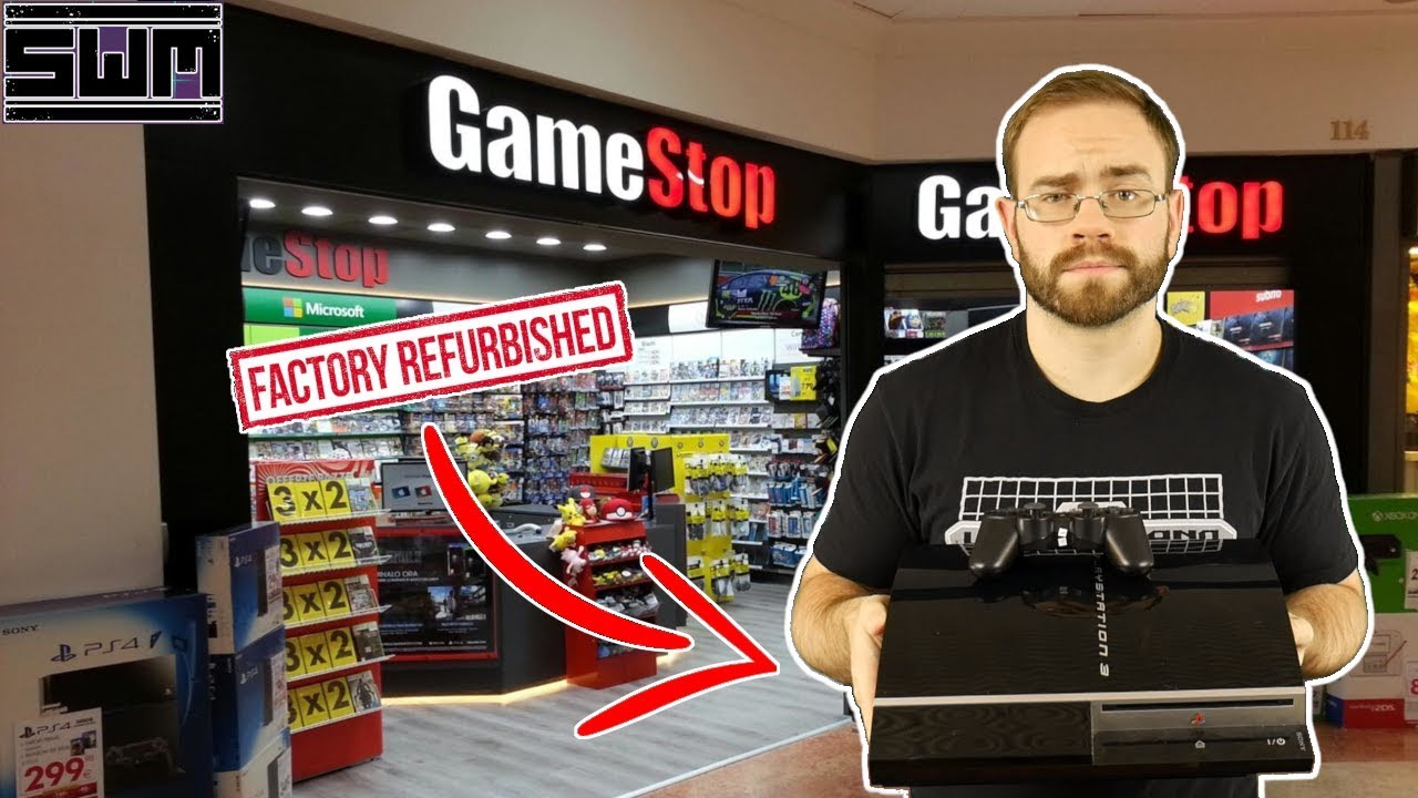 Here's Why A Refurbished Gamestop PS3 Is A Waste Of Money ...Gamestop