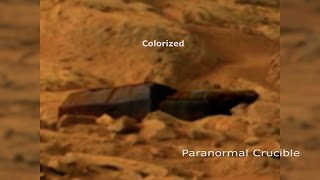 Ancient Egyptian Tomb Found On Mars?