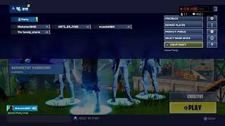 Fortnite Custom matchmaking scrims with subs (Win A Prize If You Kill Me) #fortnite #CODE Mohamed005