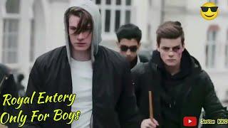 Download Boys Attitude Whatsapp Status Royal Entery Attitude