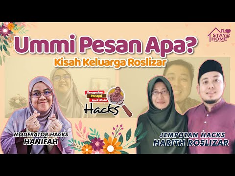 46 | Ummi Selalu Pesan Apa? JOM HACKS