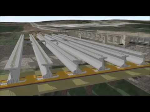 Accelerated Bridge Construction for the secondary road system.
