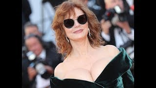 Sarandon breast nudes Susan