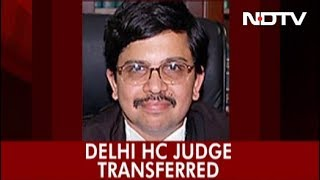 Judge Hearing Delhi Violence Case Moved To Punjab And Haryana High Court