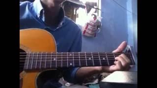cô đơn giữa cuộc tình cover guitar