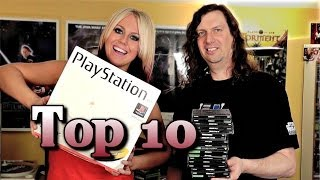 Top 10 PS1 / Playstation Games