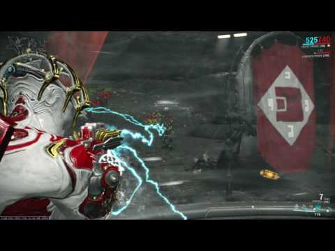 Globe Frost - Sortie 3 Solo - Grineer, Eximus Stronghold, Mobile Defense