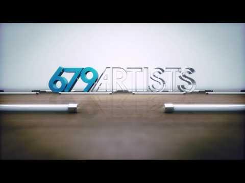 679 Artists Motion Ident Concept
