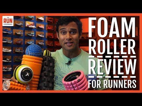 Foam Roller Review for Runners