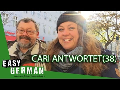 Cari antwortet (38) - Finding work in Germany | Racism|  Youtubers begging for money
