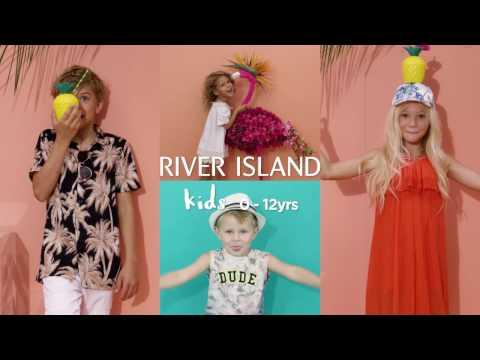 Kids Fashion | Summer 2017 | River Island