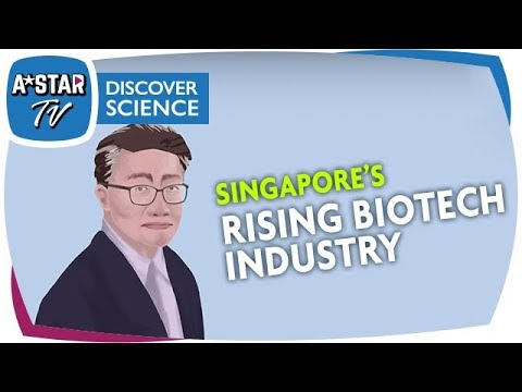 Singapore's Rising Biotech Industry