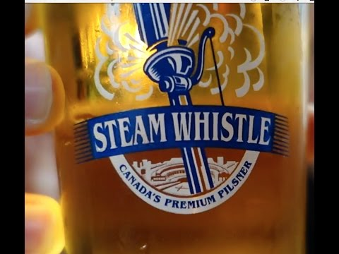 Beer @ Steam Whistle