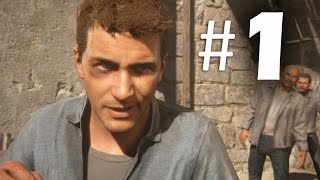 Скачать Uncharted 4 A Thief S End Part 1 Prologue Chapter 1 Gameplay Walkthrough PS4