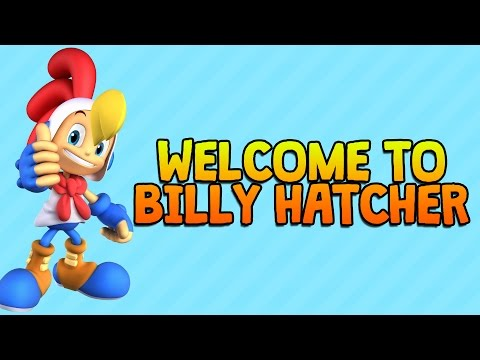 WELCOME TO BILLY HATCHER AND THE GIANT EGG