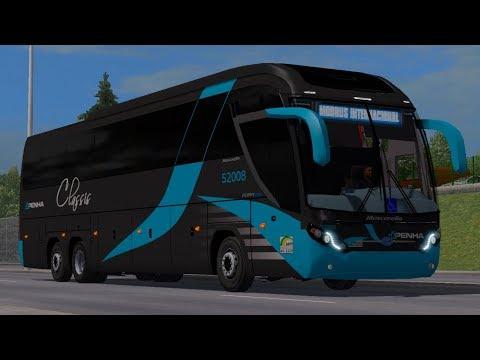 [1.31] Euro Truck Simulator 2 | Mascarello Roma 370 6×2 Volvo B12R | Mods