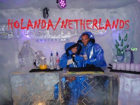 VLOG - HOLANDA/NETHERLANDS/HOLLAND - Amsterdam e country side