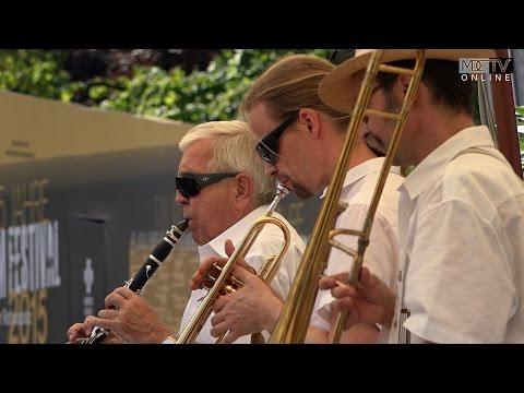 Burgundy Street Jazzband (Filmfestival Rathausplatz 2015)