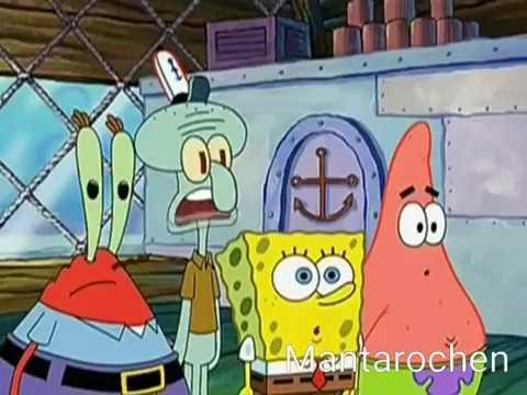 Sandy ist ein Mädchen?  Spongebob  Mantarochen