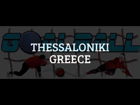LIONS 2nd GOALBALL TOURNAMENT - THESSALONIKI GREECE
