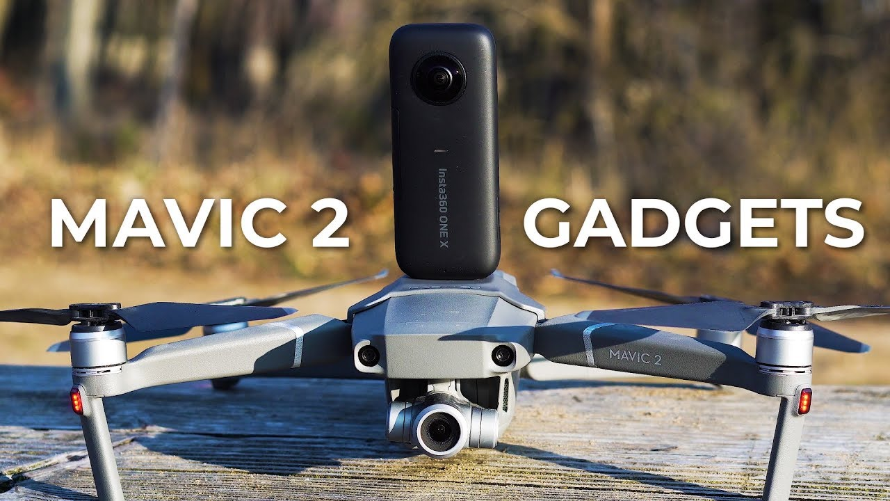 TESTED ✅ 10 Best Accessories for DJI Mavic 2 Pro/Zoom