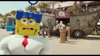 THE SPONGEBOB MOVIE: SPONGE OUT OF WATER (3D) -- Official Trailer